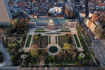 Rooftop Boulevard du Jardin Botanique 1000 Bruxelles