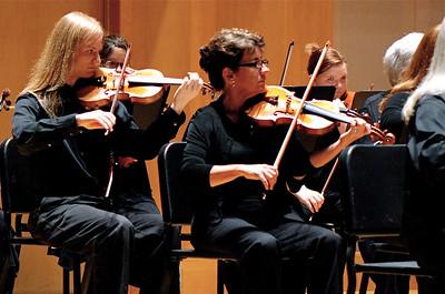 2011 07 20:  Federica, Quartet Project, Lake Superior Chamber Orchestra