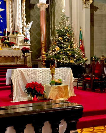 Immaculate Heart of Mary Oratory Christmas Eve 2018