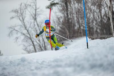 KVAC/MVC Slalom Boys' Second Run