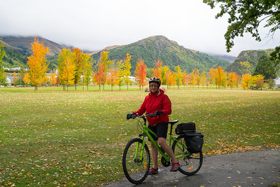 Arrowtown Cycling