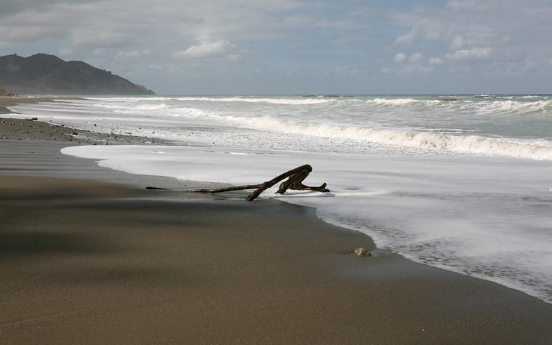Erste Neuseelandreise 2008