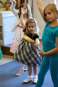 Church Dancing
