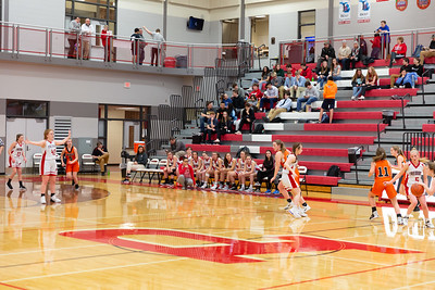 Girls JV Basketball - 2/20/2020 Grant