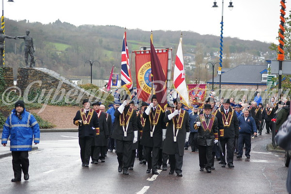 Apprentice Boys of Derry Closing of the Gates