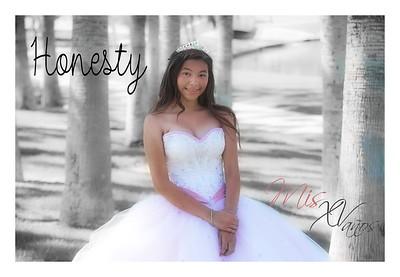 Honesty Quince Anos Portraits