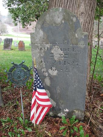 Abner Wade Grave