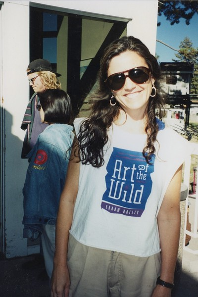 1990s - Sands Hall in AOW t-shirt.jpeg
