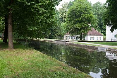 Munich, Thursday July 1 - Nymphenburg, English Garden, etc