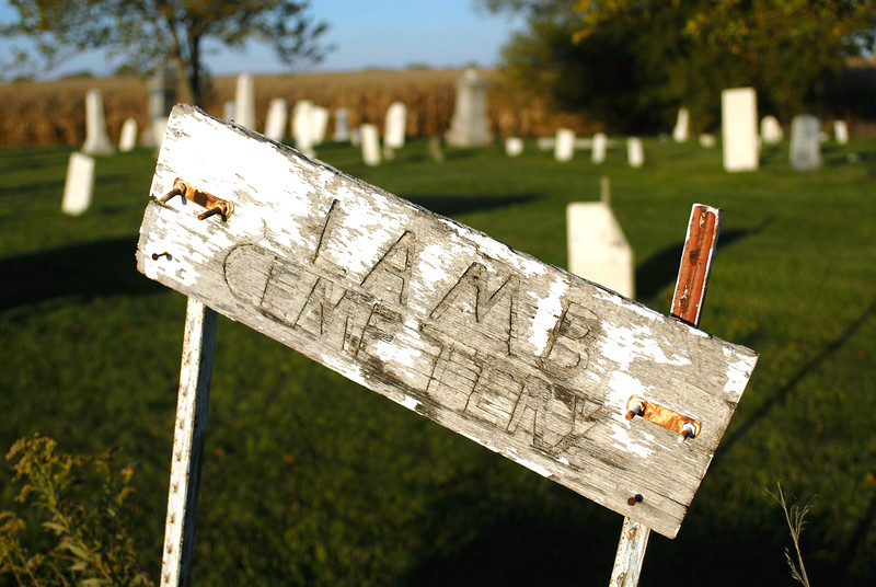Lamb Cemetery Sign.jpg