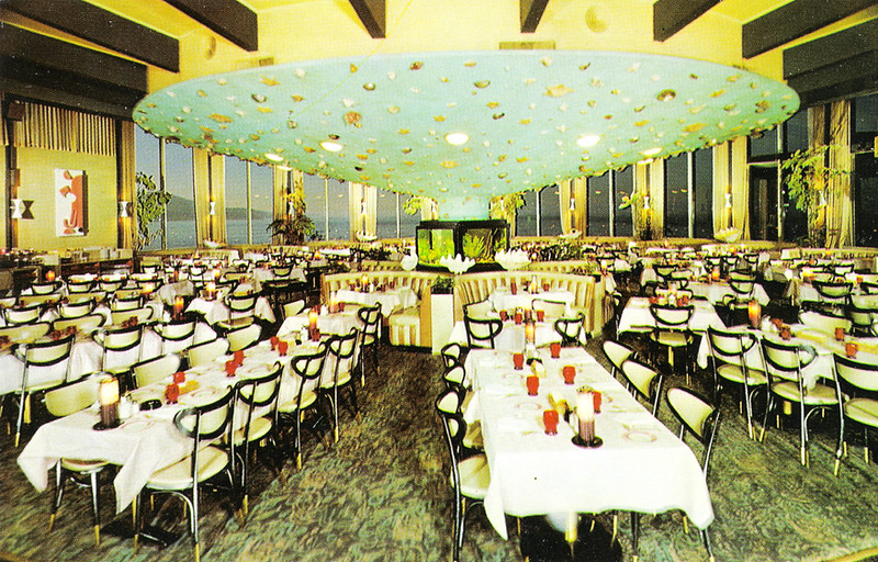 Marineland Restaurant Interior