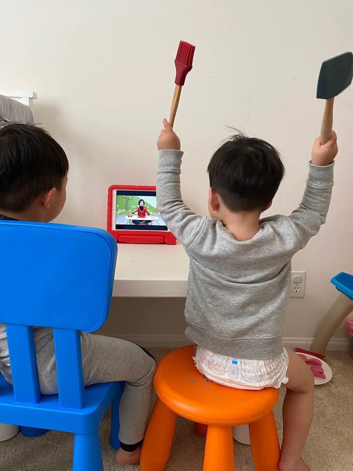 24기 아기학교 온라인 예배