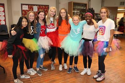 MS Halloween Parade 10-31-18