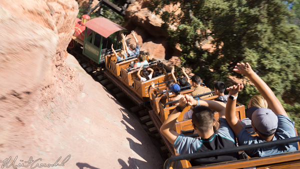 Disneyland Resort, Disneyland, Frontierland, Big, Thunder, Mountain, Railroad, Star Wars Land, Star, Wars, Land, Construction