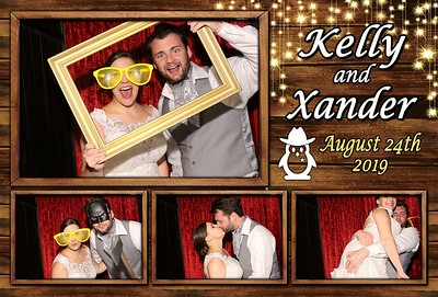 Kelly and Xander's Wedding