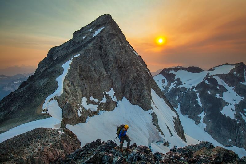 Ashlu Mountain