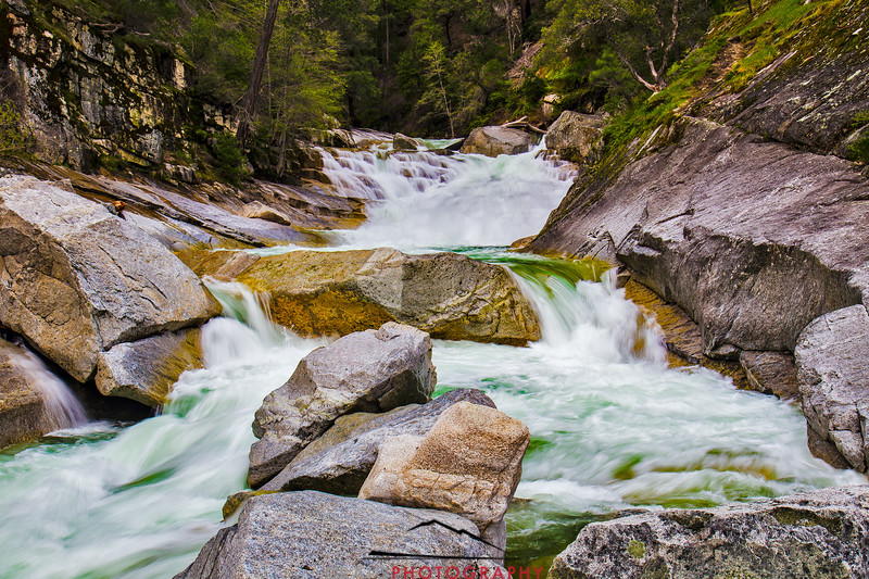 Rock Creek at Feather River 6