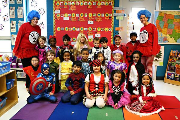 Meyer Halloween Party 2012