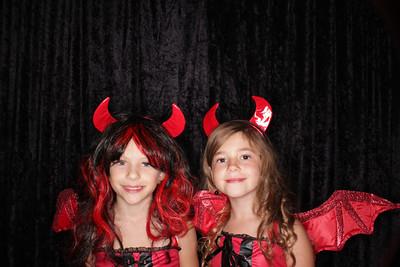 Jacobsen Halloween Party