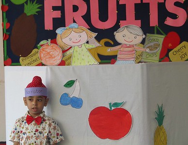 Story Presentation by Kangas of PPII B - 'Fruits'