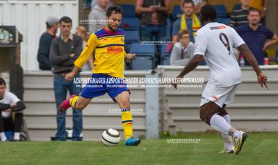 FC Romania 2-3 Sutton Utd (FA Cup)