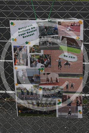 Track/Field  Senior Day  May 3rd, 2014