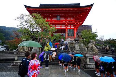 Kyoto & Kiyomizudera - 2014/10/20
