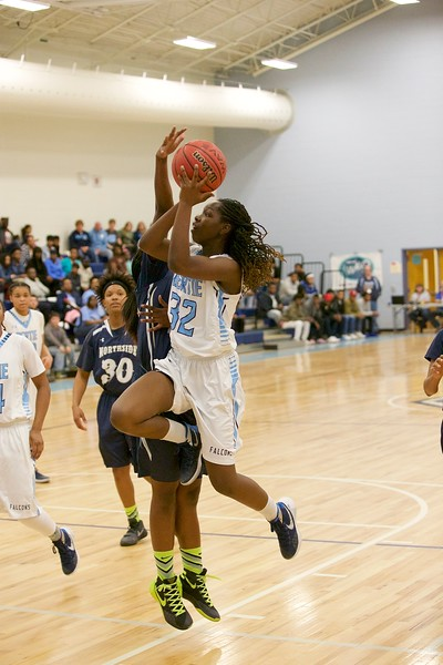 Bertie vs Northside(Jacksonville) Girl Basketball