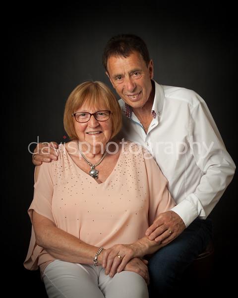 Downes Wedding Anniversary Portraits