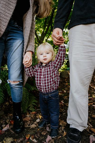 Lori Cronin + Family