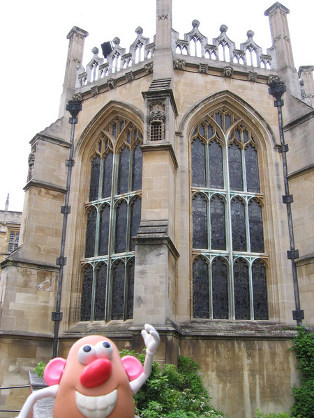 St. Georges's Chapel, Windsor Castle