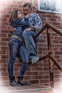 "Taylor & Ryan - ""GRUNGE"" Photo Shoot"