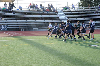 Rugby - Peninsula Green HS Rugby - Sacto KOT - Jan 29, 2012