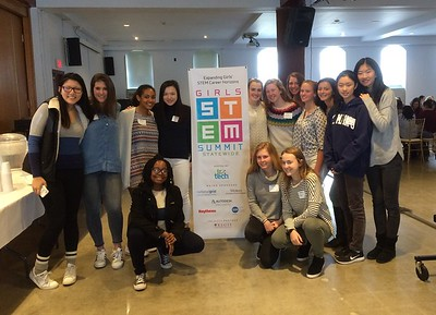 Girls STEM Summit 4.8.18