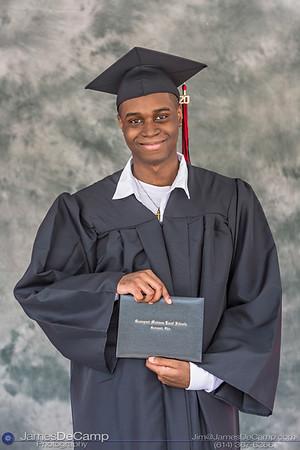 2020 Graduates 10 AM -> 11 AM