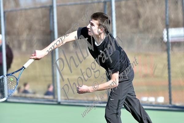 Berks Catholic Boys Tennis 2015