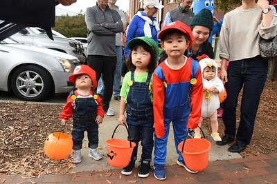 Davidson Halloween March 2019