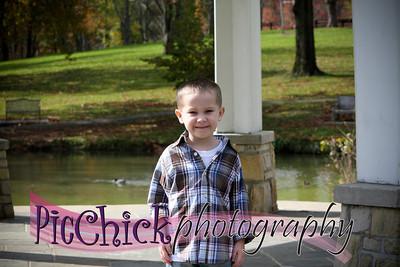The Mickolay Family~October 22, 2011