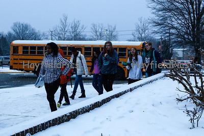 Snowy Morning 2/26/14