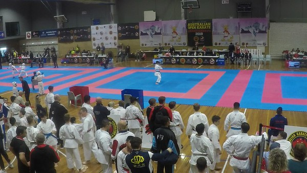 2019 Australian Open Karate Championsips