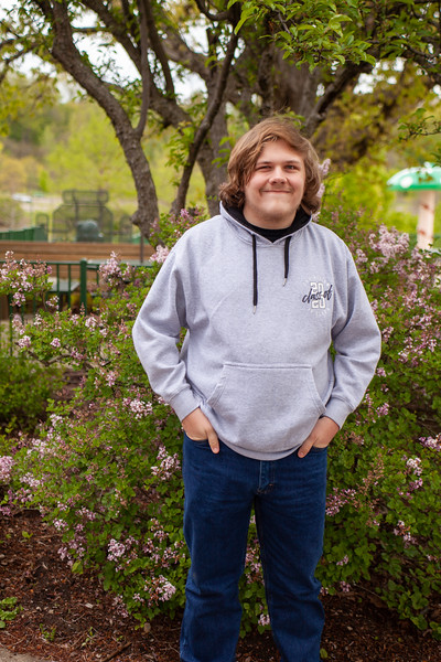 Senior picture Christopher