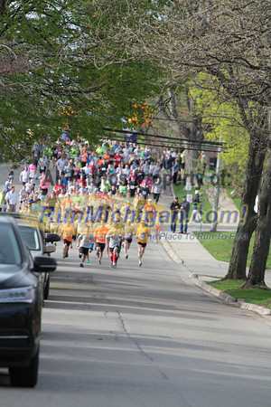 0.25 Mile Mark - 2014 Hometown Hustle