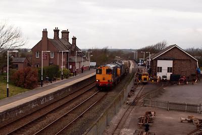 West Cumbria - April 2012