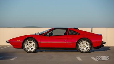 1985 Ferrari 308GTSi QV