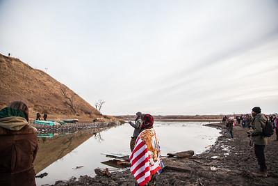 Standing Rock, November