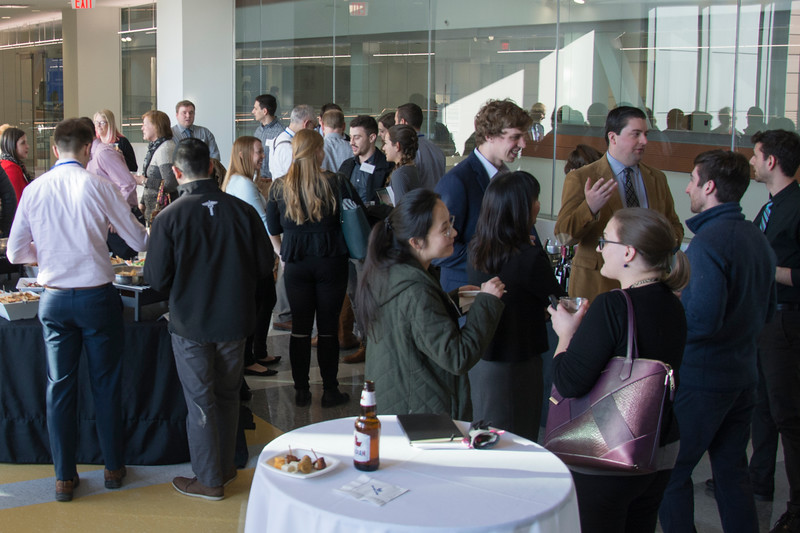 2019 GME Accepted Students' Reception