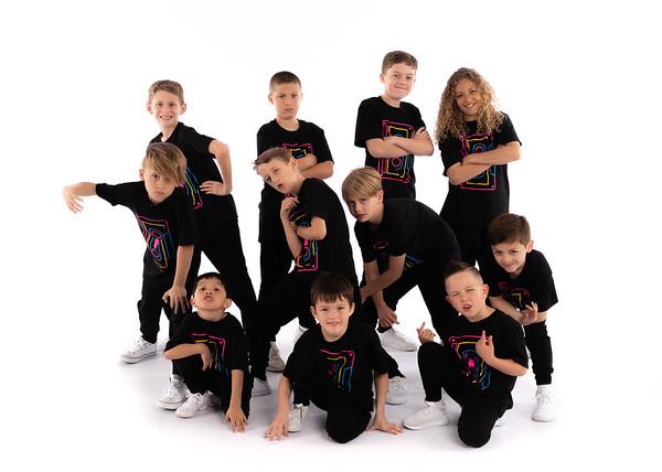 """Boys Hip Hop 1-2 """"NSYNC"""""""