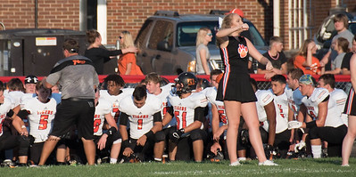 Waverly Varsity FB vs Piketon - August 26, 2016