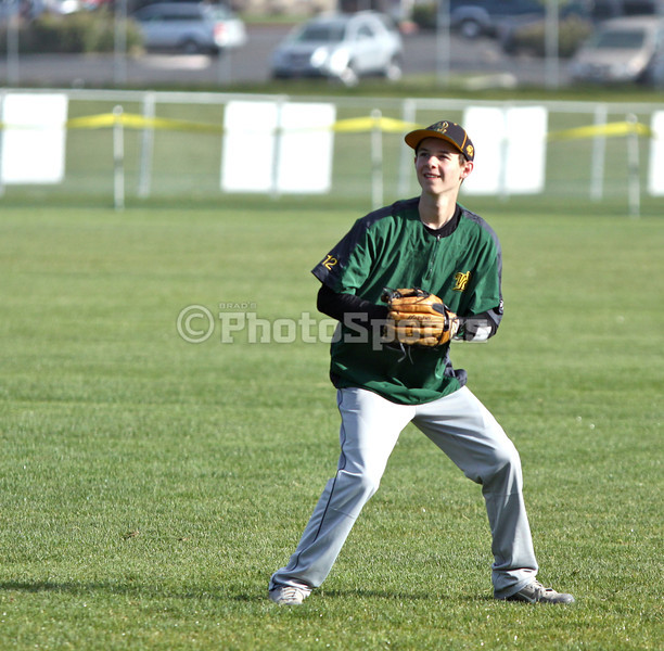 West Linn vs Bend Titans May 28, 2012