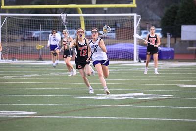 Lacrosse Girls Varsity 2019